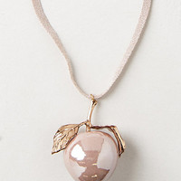 Pink Lady Pendant Necklace