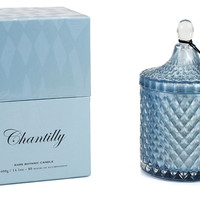Chantilly 14 oz Diamond Jar CandleD.L. & CO.