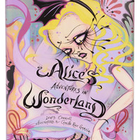 Illustrated Alice in Wonderland Book