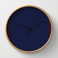 Re-Created Interference ONE No. 22 Wall Clock by Robert S. Lee