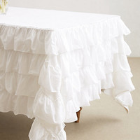 Petticoat Tablecloth