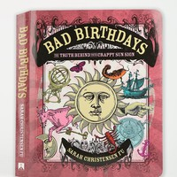 Bad Birthdays: The Truth Behind Your Crappy Sun Sign By Sarah Christensen Fu - Urban Outfitters