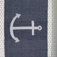 ModCloth Nautical Ahoy There, Matey Rug - 2x3