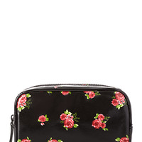 Romantic Rose Midsize Cosmetic Bag