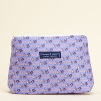 Sigma Sigma Sigma Makeup Bag