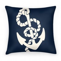 Large Anchor (Navy) | HUMAN