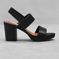 Sling-back sandals | Sling-back sandals | & Other Stories