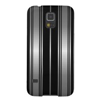 Sheen (Black/Gray) - Samsung Galaxy S5 Case-mate Barely There Case @ Zazzle.com