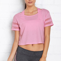Athletic Boxy Tee