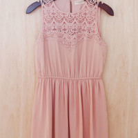 Sweet Pink Lemonade Dress