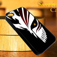 Ichigo Hollow Mask iPhone 4 4S iPhone 5 5S 5C and Samsung Galaxy S3 S4 Case