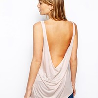 ASOS Vest with Low Scoop Back