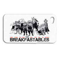 Super Funny Breakfast Cereal Characters iPhone Case Cute iPod Case Funny Nerd iPhone Case iPhone 4 iPhone 5 iPhone 5s iPhone 4s iPhone 5c