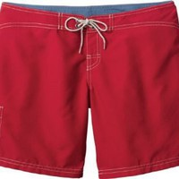 District Threads® Junior Ladies Contrast Waist Boardshorts. DT406.