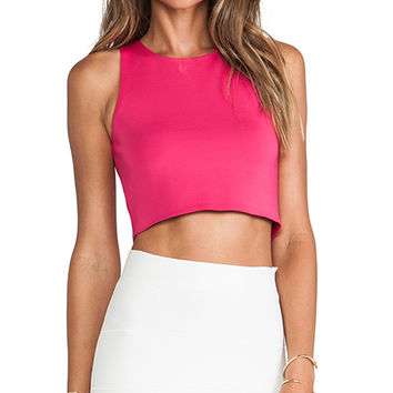 Bailey 44 Malibu Bailey Top in Rose