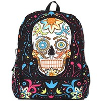 """Day of the Dead"" Bag by Mojo Backpacks"