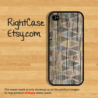 Geometric WOOD IPHONE 5S CASE Vintage Wooden iPhone Case Phone 4S Case iPhone 5C Case Samsung Galaxy S4 Galaxy S3 iPhone 5 iPhone 4 Cover