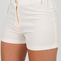 Sea Breeze Shorts: Off White