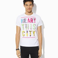 AE HEART THIS CITY T-SHIRT