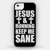 Jesus and Running Keep Me Sane