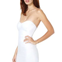 Nasty Gal Not Your Sweetheart Dress