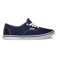 Canvas Authentic Lo Pro | Shop Prints and Pop at Vans