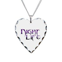 Night Life Necklace> Cool Stuff> KinDread Designs