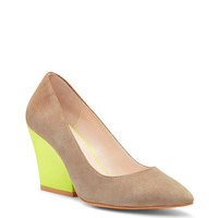 Wedge-heel Pump - Victoria's Secret