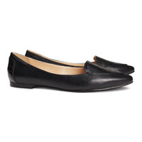 H&M Pointed-toe Loafers $24.95