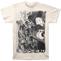 Radiohead Scribble Slim Fit T-shirt