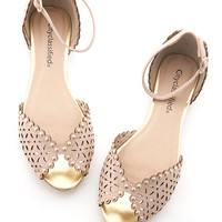 Molly Swinger Flats - Cute Flats at Pinkice.com