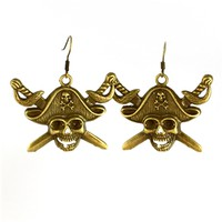 Large Pirate Earrings