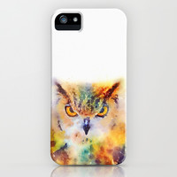 The Wise iPhone & iPod Case by Jacqueline Maldonado