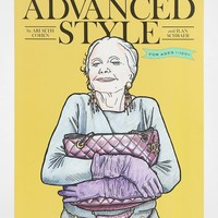Advanced Style: The Coloring Book By Ari Seth Cohen & Ilan Schraer - Urban Outfitters