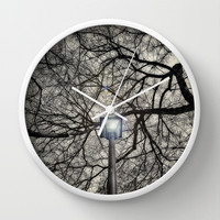 The Light Wall Clock by DuckyB (Brandi)