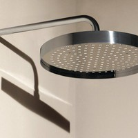 Zucchetti Shower head round | Ludovica + Roberto Palomba | shower heads at Stylepark