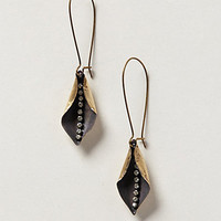 Petal Plunge Earrings