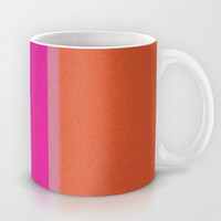 Re-Created Interference ONE No. 26 Mug by Robert S. Lee