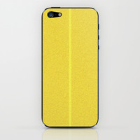 Re-Created Interference ONE No. 28 iPhone & iPod Skin by Robert S. Lee