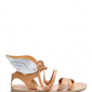 Exclusive Nephele Wing Gladiator Sandal By Ancient Greek San