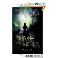 Time Mends (Timber Wolves) [Kindle Edition]