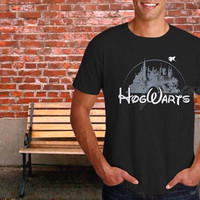Harry Potter Clothing Hogwarts Castle by lezatos
