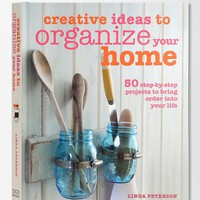 Creative Ideas To Organize Your Home By Linda Peterson - Urban Outfitters