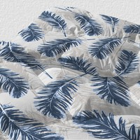 Blue Feathers Duvet