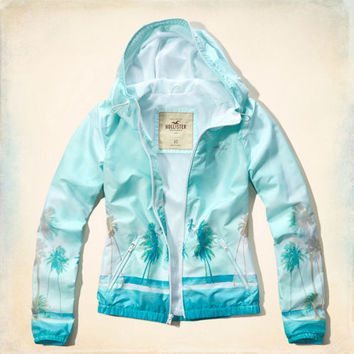 Tide Beach Windbreaker Jacket