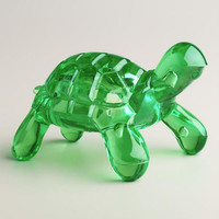 GREEN TURTLE MASSAGER
