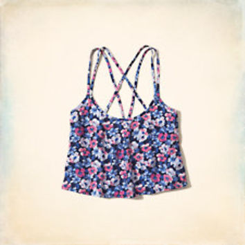 Bettys So Cal Pretty Rock The Crop | HollisterCo.com