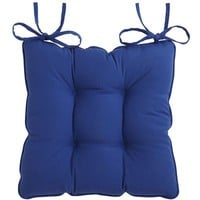 Cabana Square Bistro Cushion - Cobalt