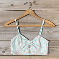 Marlow Lace Bra Top