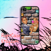 Wall of MUM IPHONE 5S CASE Color Brick Wall iPhone Case iPhone 5 Case iPhone 4 Case Samsung Galaxy S4 S3 Cover iPhone 5c iPhone 4s Cover